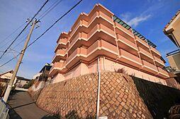 ドムールコスモス美山台[2階]の外観