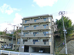 フォレストコート名谷[4階]の外観