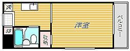 東京都江東区南砂6丁目の賃貸マンションの間取り
