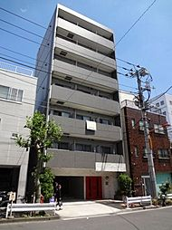 東京都墨田区石原3丁目の賃貸マンションの外観