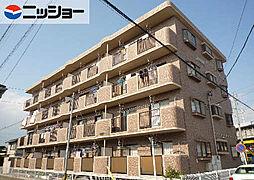 ハイドリームマンションII[4階]の外観