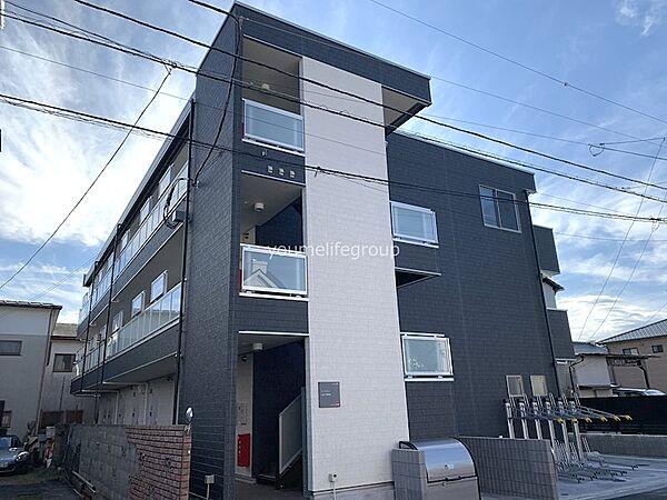リブリ・平塚代官町[1階]の外観