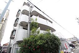 愛知県名古屋市昭和区川名本町1の賃貸マンションの外観