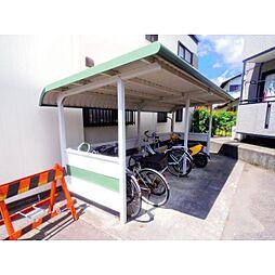 静岡県静岡市清水区八坂東の賃貸アパートの外観