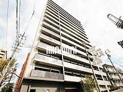 愛知県名古屋市中区正木1丁目の賃貸マンションの外観