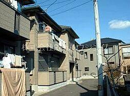 徳島県板野郡藍住町徳命字元村の賃貸アパートの外観
