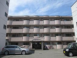 北海道札幌市東区北十三条東5丁目の賃貸マンションの外観