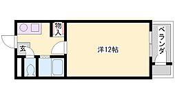 アドニス21[306号室]の間取り