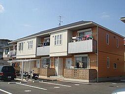 メゾンシャルムA・B棟[A201 号室号室]の外観