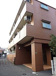 東京都練馬区下石神井5丁目の賃貸マンションの外観