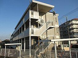 ソシア西館[3階]の外観