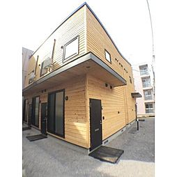 北海道札幌市北区北十八条西6丁目の賃貸アパートの外観