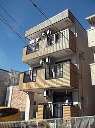 愛知県名古屋市南区松池町2丁目の賃貸マンションの外観