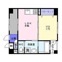 コミュニティハウスSOUWA[2階]の間取り