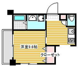 アーバンライフ南大沢[2階]の間取り