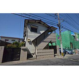 福岡県福岡市南区高宮3丁目の賃貸アパートの外観