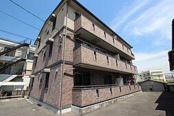 フローラ[1階]の外観