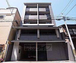 京都府京都市中京区竹屋町の賃貸マンションの外観