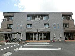 愛知県北名古屋市中之郷四辻の賃貸アパートの外観