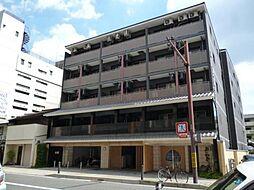 エステムプラザ京都三条大橋[401号室]の外観