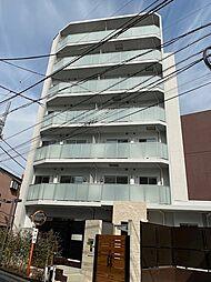 都営大江戸線 若松河田駅 徒歩4分の賃貸マンション