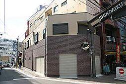 長崎県長崎市新大工町の賃貸アパートの外観