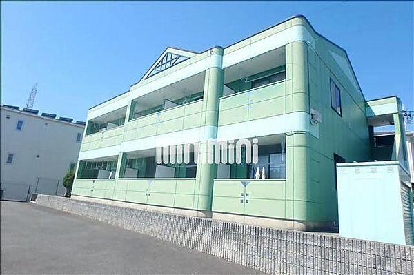 フレグランス赤池 2階の賃貸【愛知県 / 日進市】