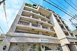 大阪府大阪市阿倍野区阪南町5の賃貸マンションの外観