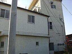 土山アパート[103号室]の外観
