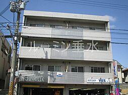 兵庫県神戸市垂水区本多聞3の賃貸マンションの外観