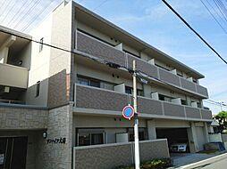 兵庫県尼崎市大島3丁目の賃貸マンションの外観