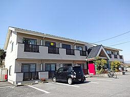 ハイツasahi[1階]の外観