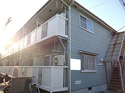 広島県安芸郡府中町石井城1丁目の賃貸アパートの外観