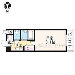 【敷金礼金0円!】東海道・山陽本線 南草津駅 徒歩13分