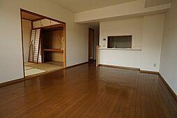 福岡県福岡市東区名島3丁目の賃貸マンションの外観