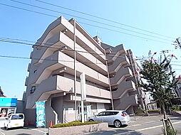 兵庫県姫路市網干区高田の賃貸マンションの外観
