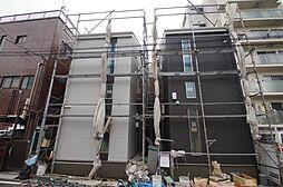 神奈川県横浜市鶴見区向井町3丁目の賃貸アパートの外観