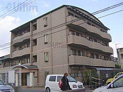 京都府京都市山科区椥辻池尻町の賃貸マンションの外観