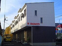 愛媛県松山市南斎院町の賃貸アパートの外観