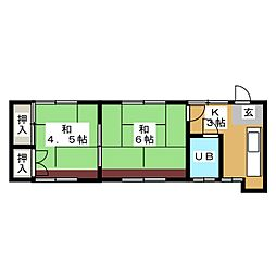 掛川駅 2.2万円
