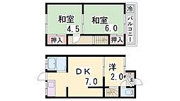 神鉄有馬線 丸山駅 徒歩10分