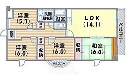 門戸厄神駅 12.0万円