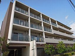 大阪府八尾市上之島町南1丁目の賃貸マンションの外観