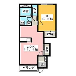 西可児駅 5.0万円