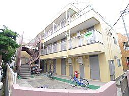 三上マンション[1階]の外観