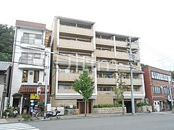 プレサンス京大東[2階]の外観