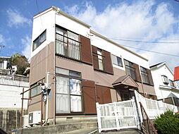 長崎県長崎市出雲2丁目の賃貸アパートの外観