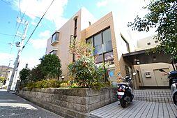 兵庫県神戸市灘区高羽町2丁目の賃貸マンションの外観