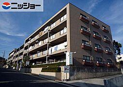 桃山ガーデンヒルズ[4階]の外観