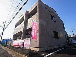 千葉県松戸市古ケ崎4丁目の賃貸マンションの外観